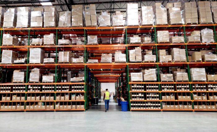Inside ShipBob's ecommerce fulfillment center